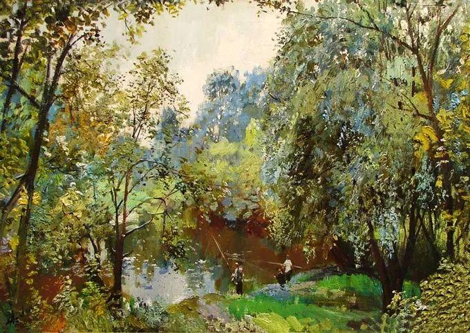 色彩美极了,乌克兰画家Lukash Anatoliy插图29