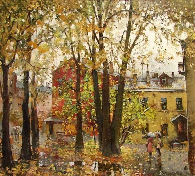 色彩美极了,乌克兰画家Lukash Anatoliy插图30
