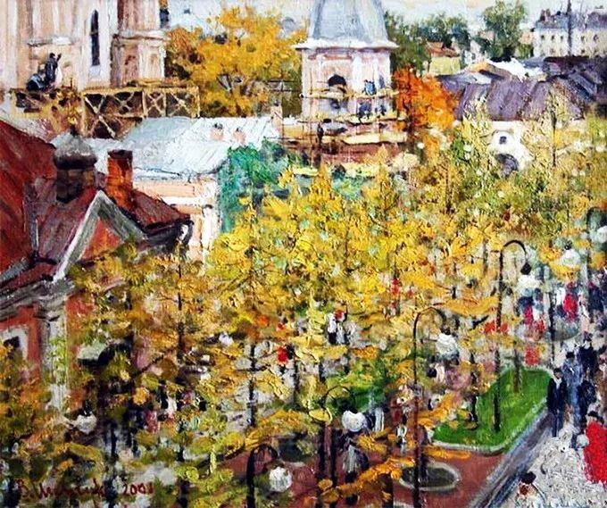 色彩美极了,乌克兰画家Lukash Anatoliy插图32