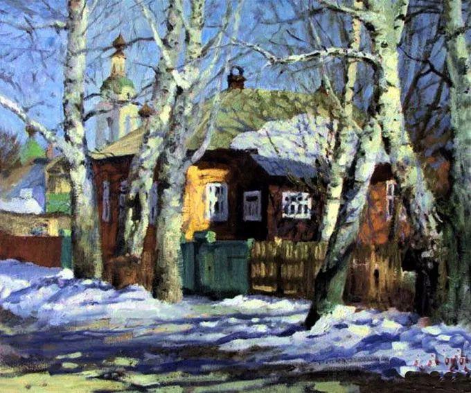 色彩美极了,乌克兰画家Lukash Anatoliy插图34