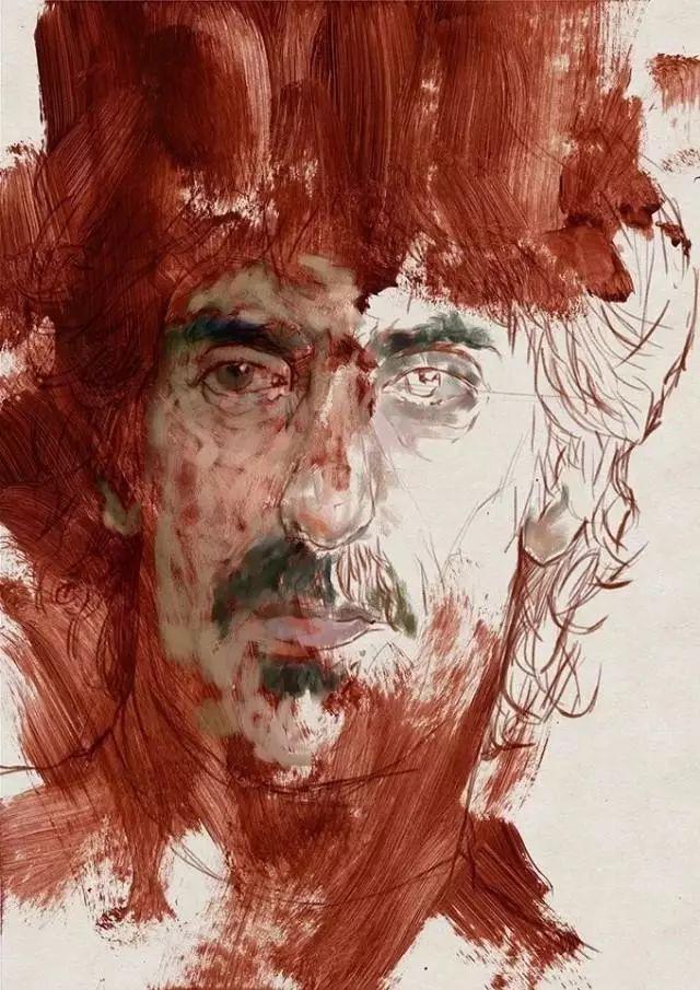人物肖像,意大利画家Michele Petrelli插图16