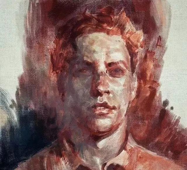人物肖像,意大利画家Michele Petrelli插图32