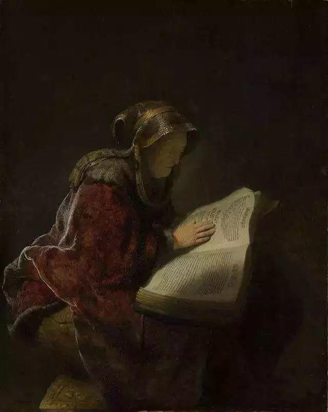 """伦勃朗的光线,天才的""""夜光虫""""插图11"""
