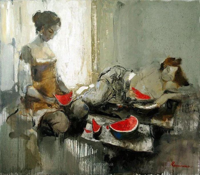 抽象主义,乌克兰画家Serhiy Reznichenko插图17