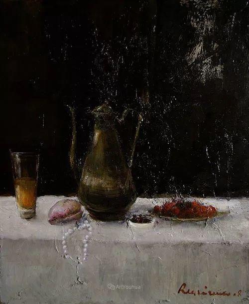 抽象主义,乌克兰画家Serhiy Reznichenko插图49