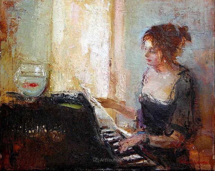 抽象主义,乌克兰画家Serhiy Reznichenko插图51