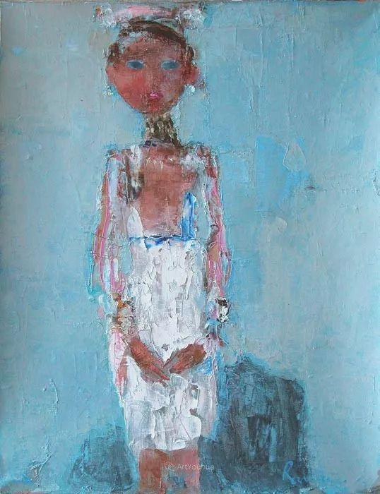 抽象主义,乌克兰画家Serhiy Reznichenko插图59