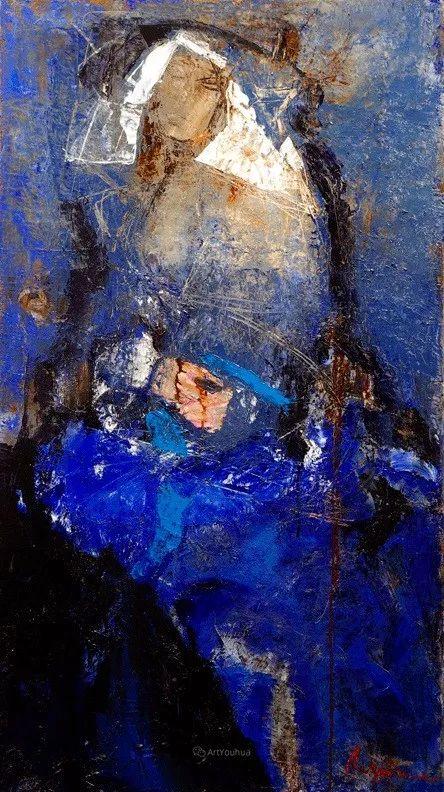 抽象主义,乌克兰画家Serhiy Reznichenko插图63