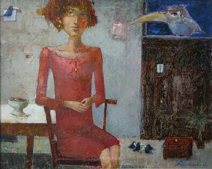 抽象主义,乌克兰画家Serhiy Reznichenko插图69