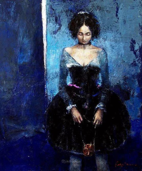 抽象主义,乌克兰画家Serhiy Reznichenko插图79