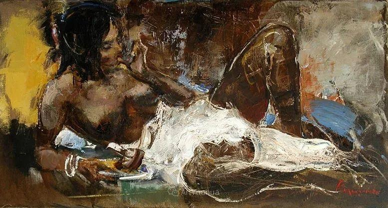 抽象主义,乌克兰画家Serhiy Reznichenko插图83