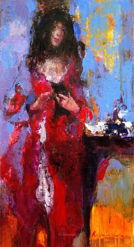 抽象主义,乌克兰画家Serhiy Reznichenko插图85