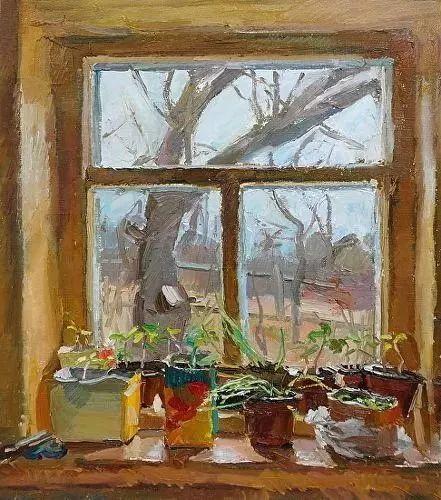 她的油画都为你开了一扇窗,丹麦德裔女画家Bertha Wegmann插图9