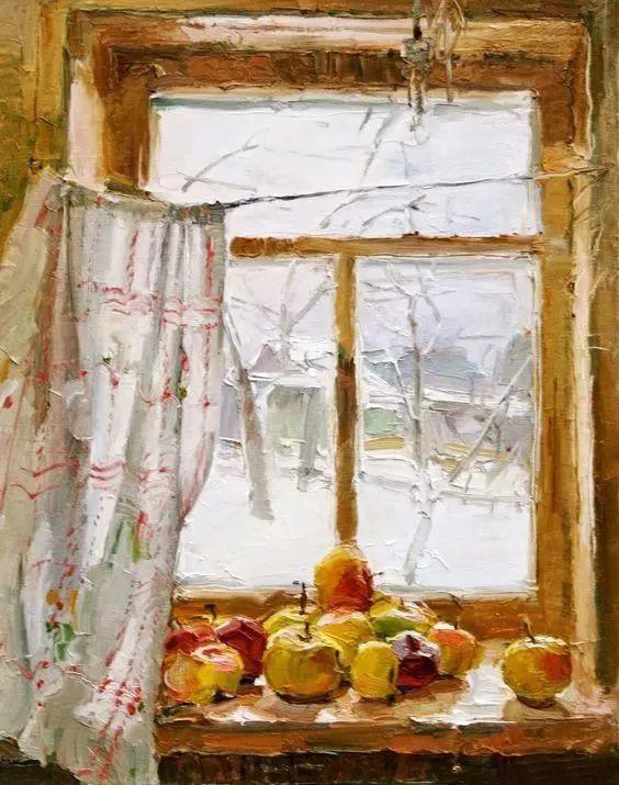 她的油画都为你开了一扇窗,丹麦德裔女画家Bertha Wegmann插图10