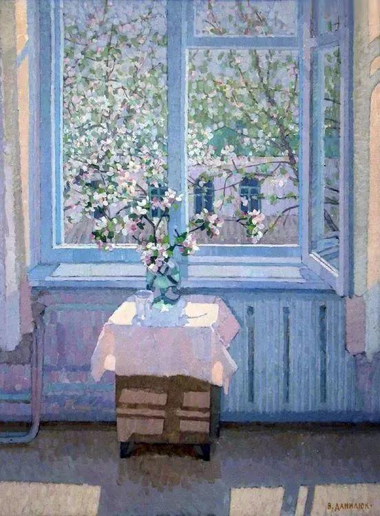 她的油画都为你开了一扇窗,丹麦德裔女画家Bertha Wegmann插图14
