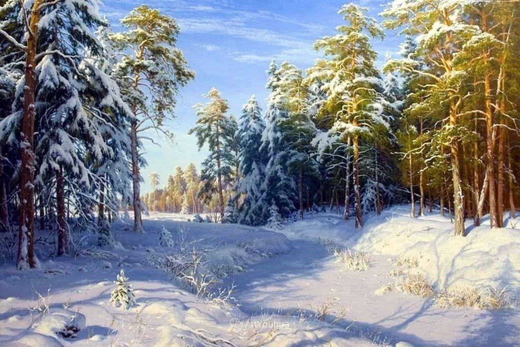 大自然之美,马里埃尔艺术家Sergey Basov插图1