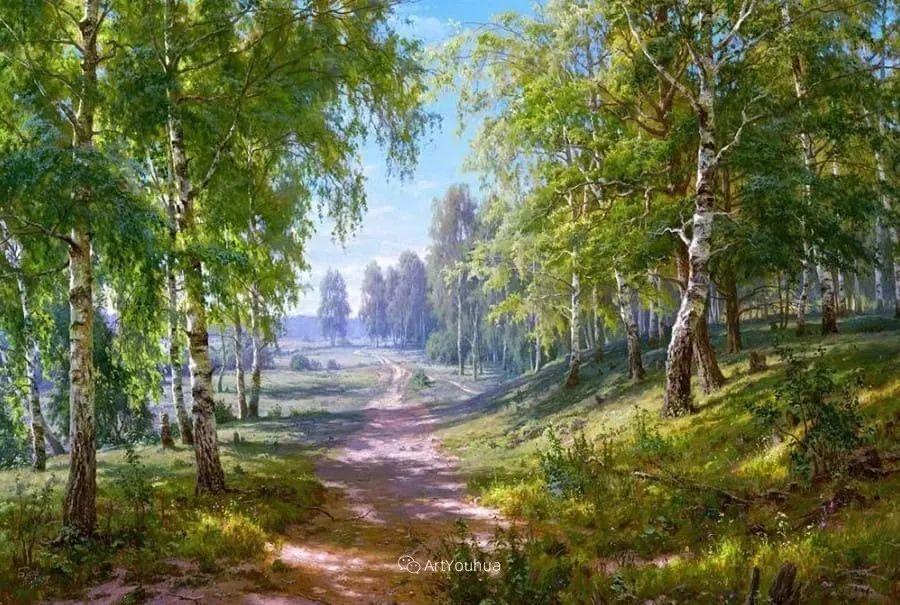 大自然之美,马里埃尔艺术家Sergey Basov插图5