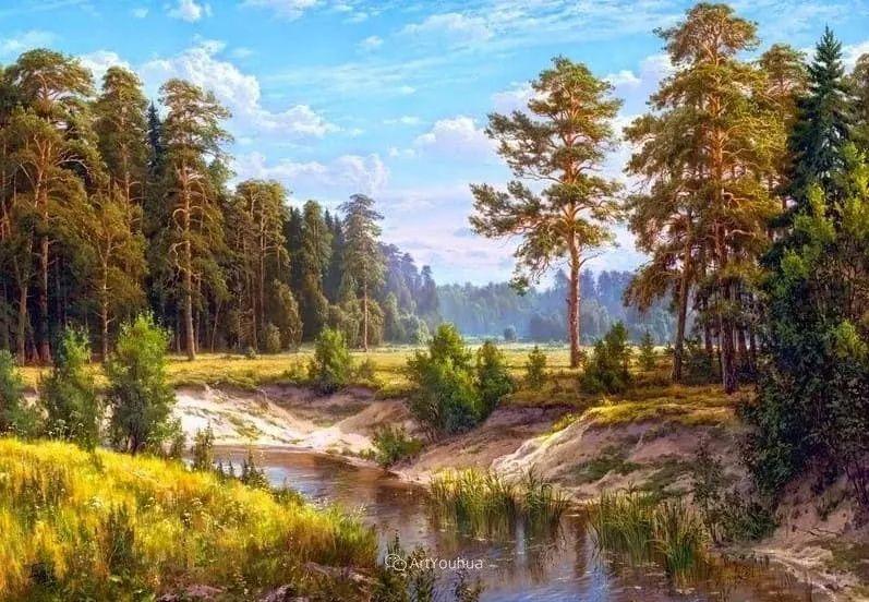 大自然之美,马里埃尔艺术家Sergey Basov插图6