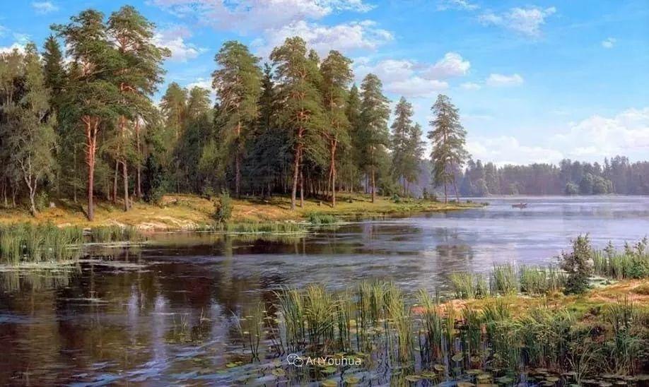 大自然之美,马里埃尔艺术家Sergey Basov插图7