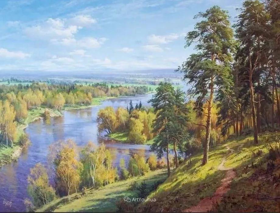 大自然之美,马里埃尔艺术家Sergey Basov插图8