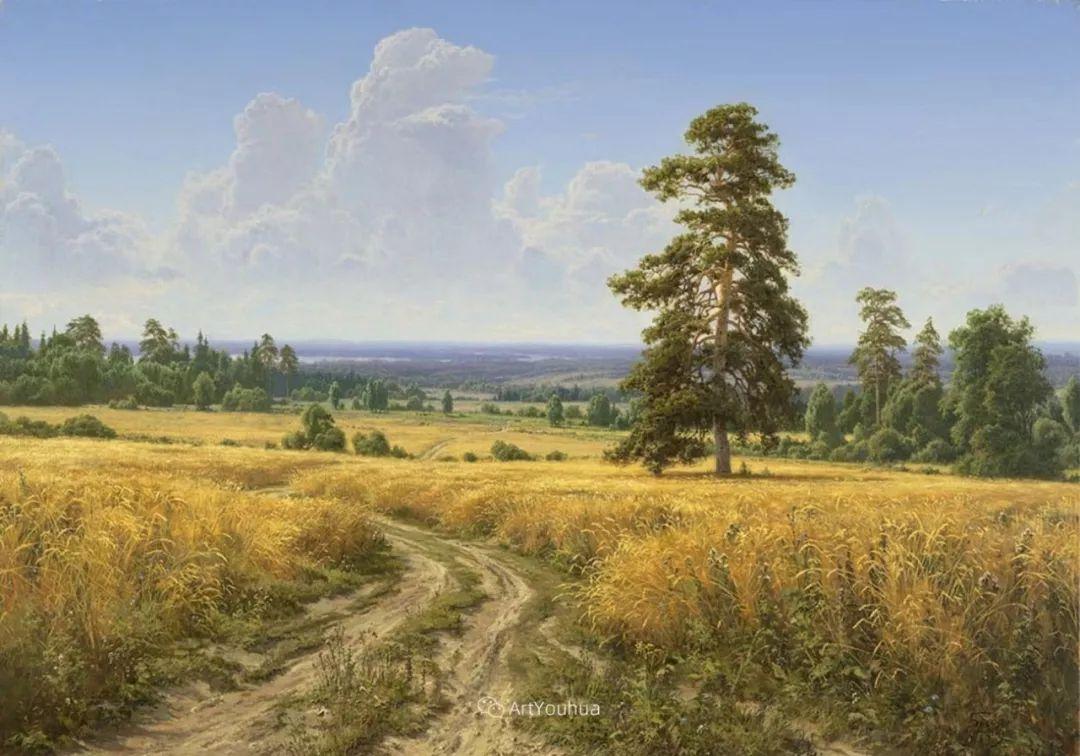 大自然之美,马里埃尔艺术家Sergey Basov插图11