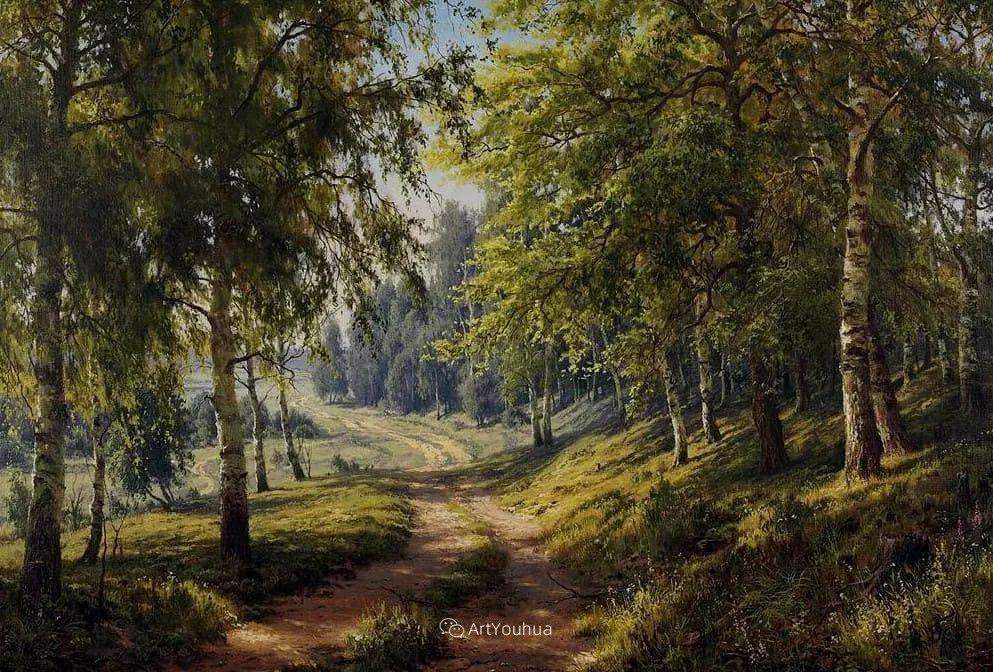 大自然之美,马里埃尔艺术家Sergey Basov插图13