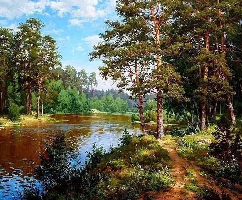 大自然之美,马里埃尔艺术家Sergey Basov插图14