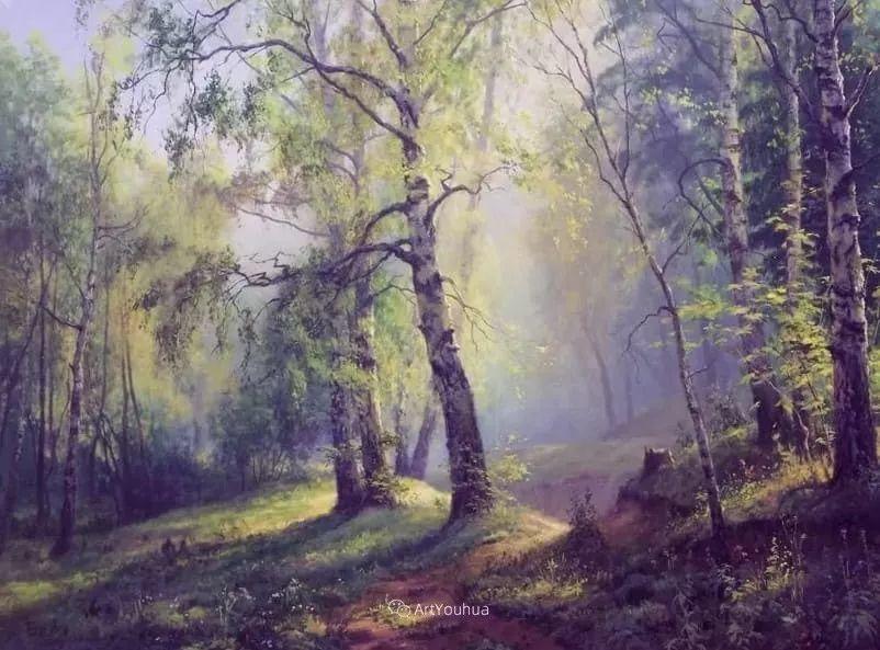大自然之美,马里埃尔艺术家Sergey Basov插图17
