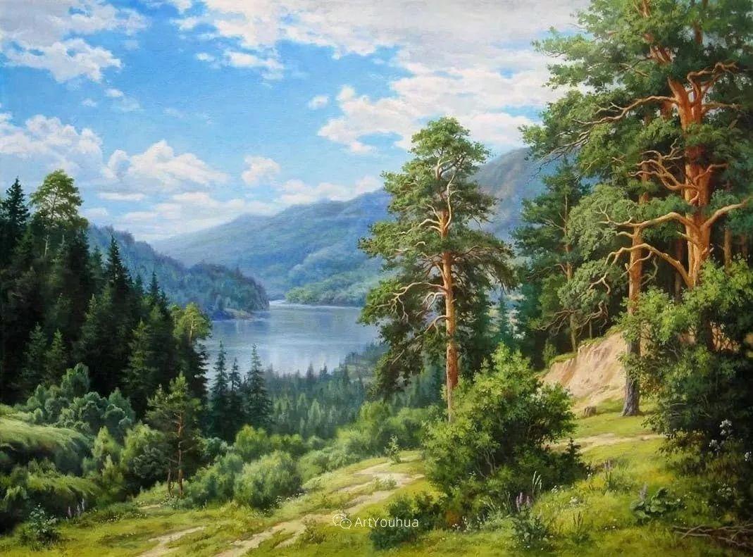 大自然之美,马里埃尔艺术家Sergey Basov插图19