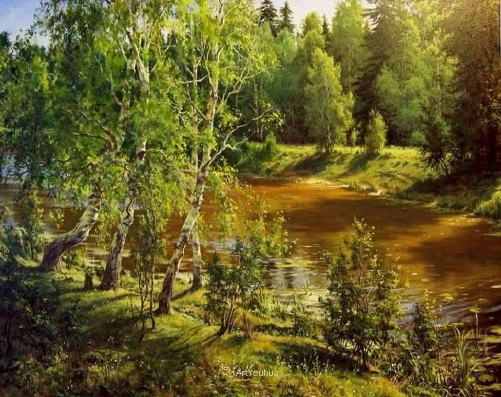 大自然之美,马里埃尔艺术家Sergey Basov插图22