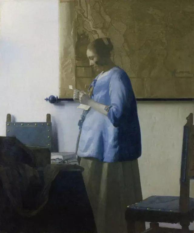 好画不在多,维米尔一生只活了43岁,只画了45幅作品插图6