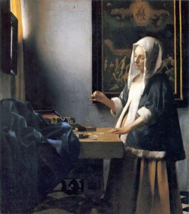 好画不在多,维米尔一生只活了43岁,只画了45幅作品插图7