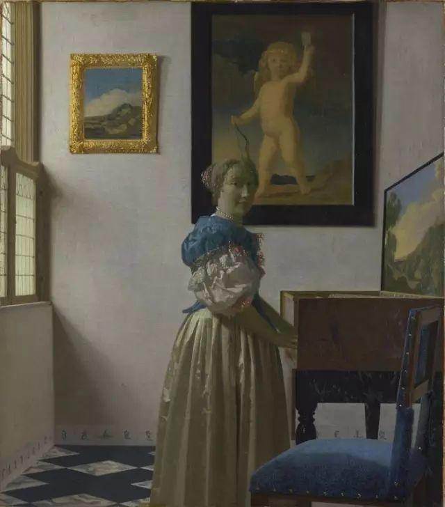 好画不在多,维米尔一生只活了43岁,只画了45幅作品插图16