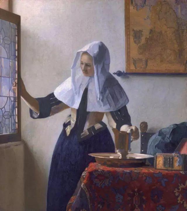 好画不在多,维米尔一生只活了43岁,只画了45幅作品插图19