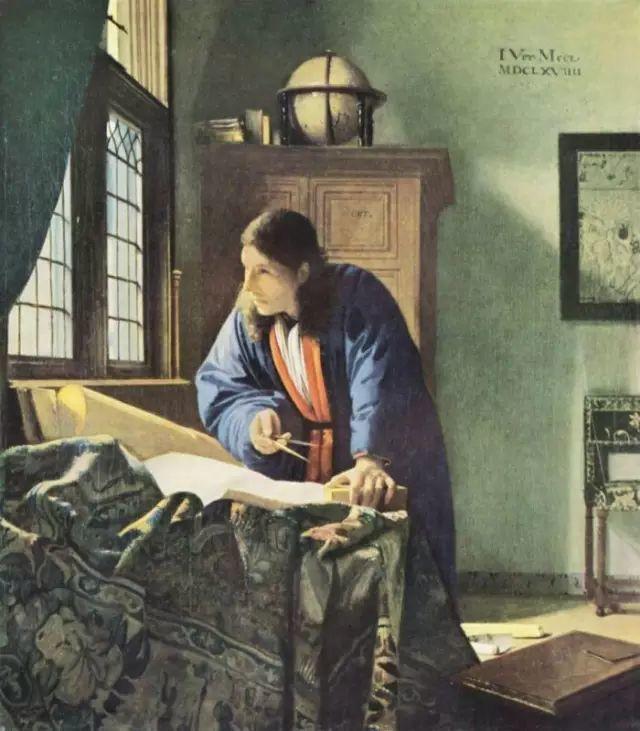 好画不在多,维米尔一生只活了43岁,只画了45幅作品插图20