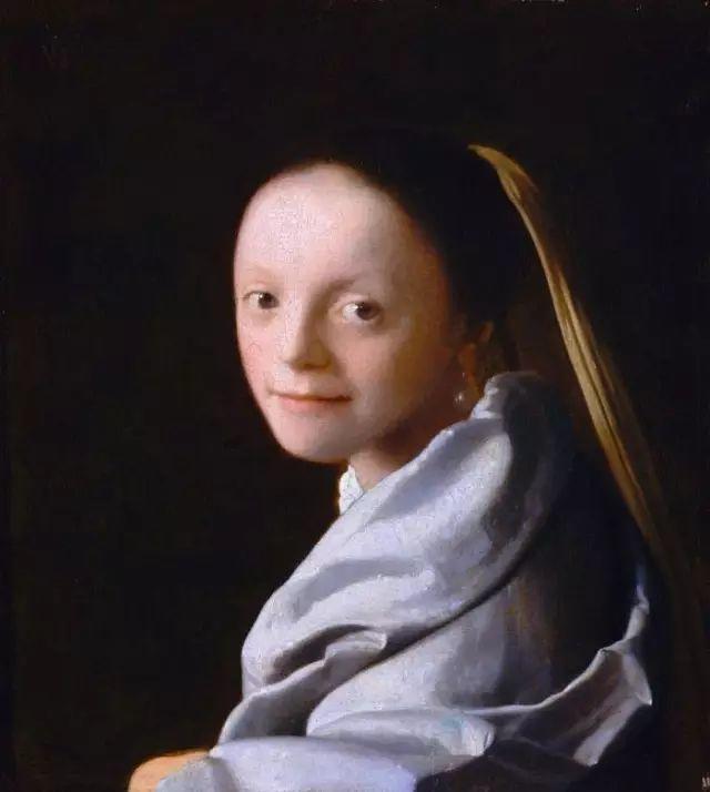 好画不在多,维米尔一生只活了43岁,只画了45幅作品插图23