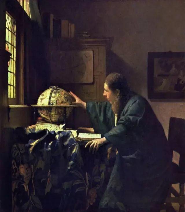 好画不在多,维米尔一生只活了43岁,只画了45幅作品插图25