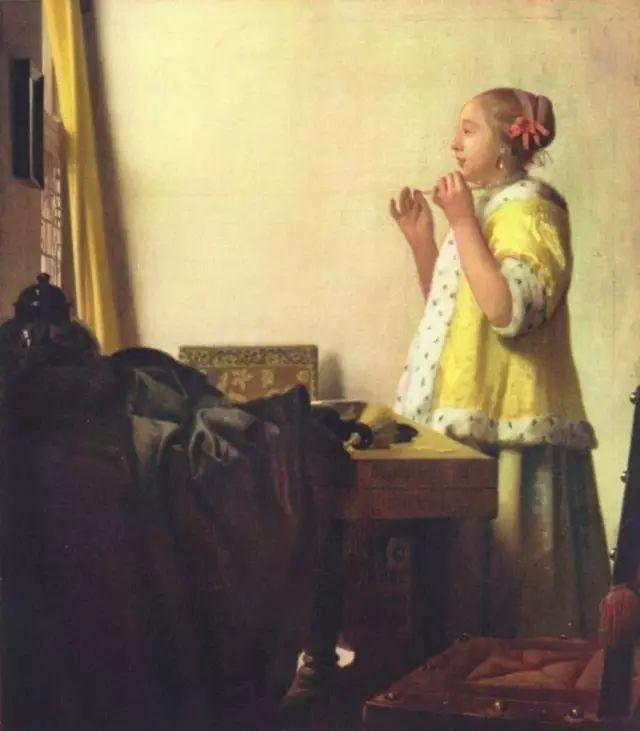 好画不在多,维米尔一生只活了43岁,只画了45幅作品插图26
