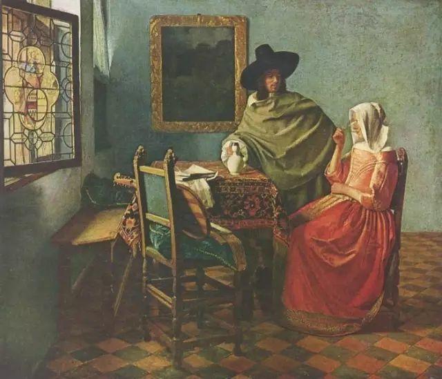 好画不在多,维米尔一生只活了43岁,只画了45幅作品插图33
