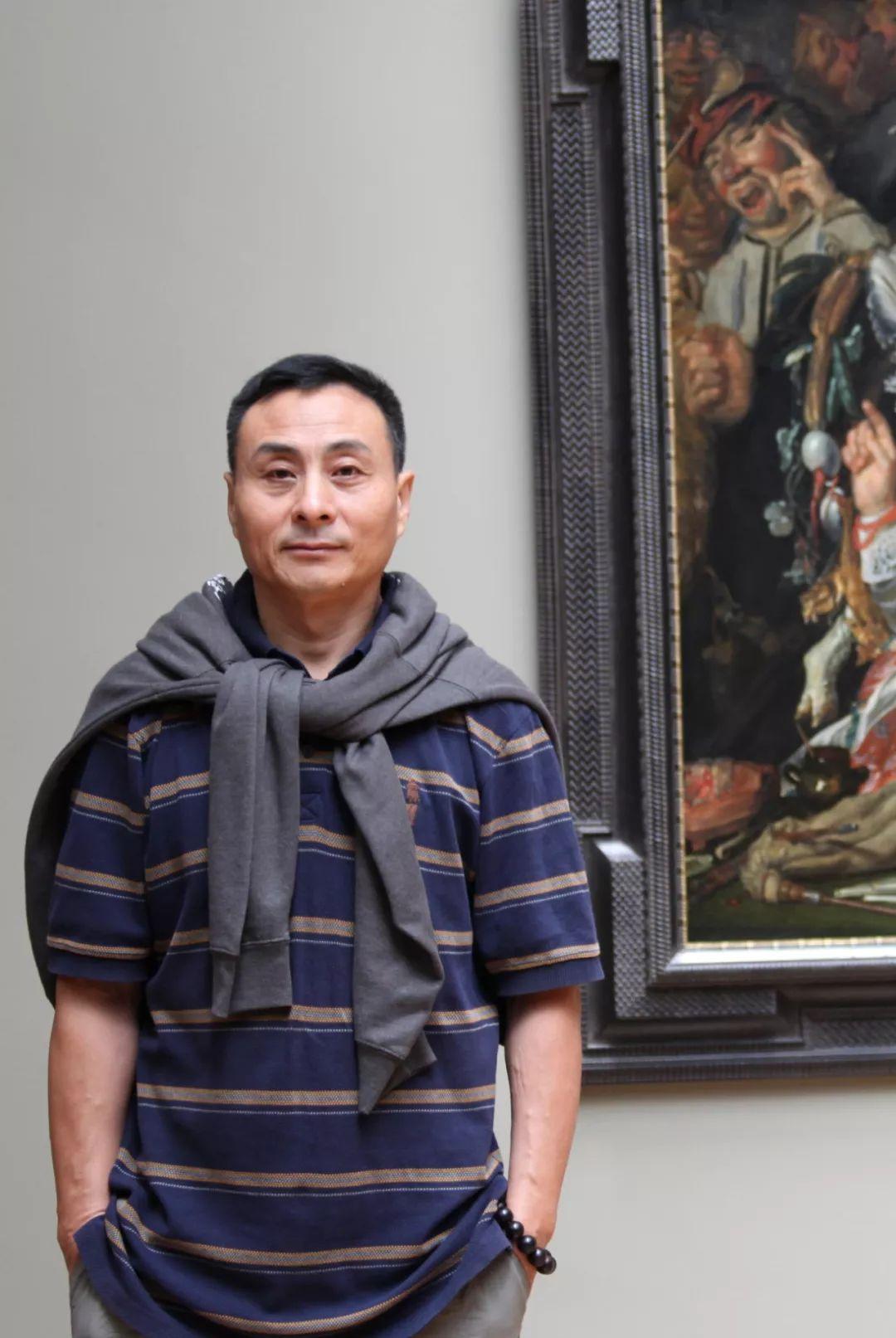 展讯 | 写意气象2019——中国油画展插图18