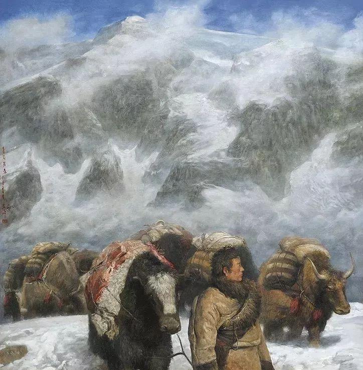 展讯 | 写意气象2019——中国油画展插图25