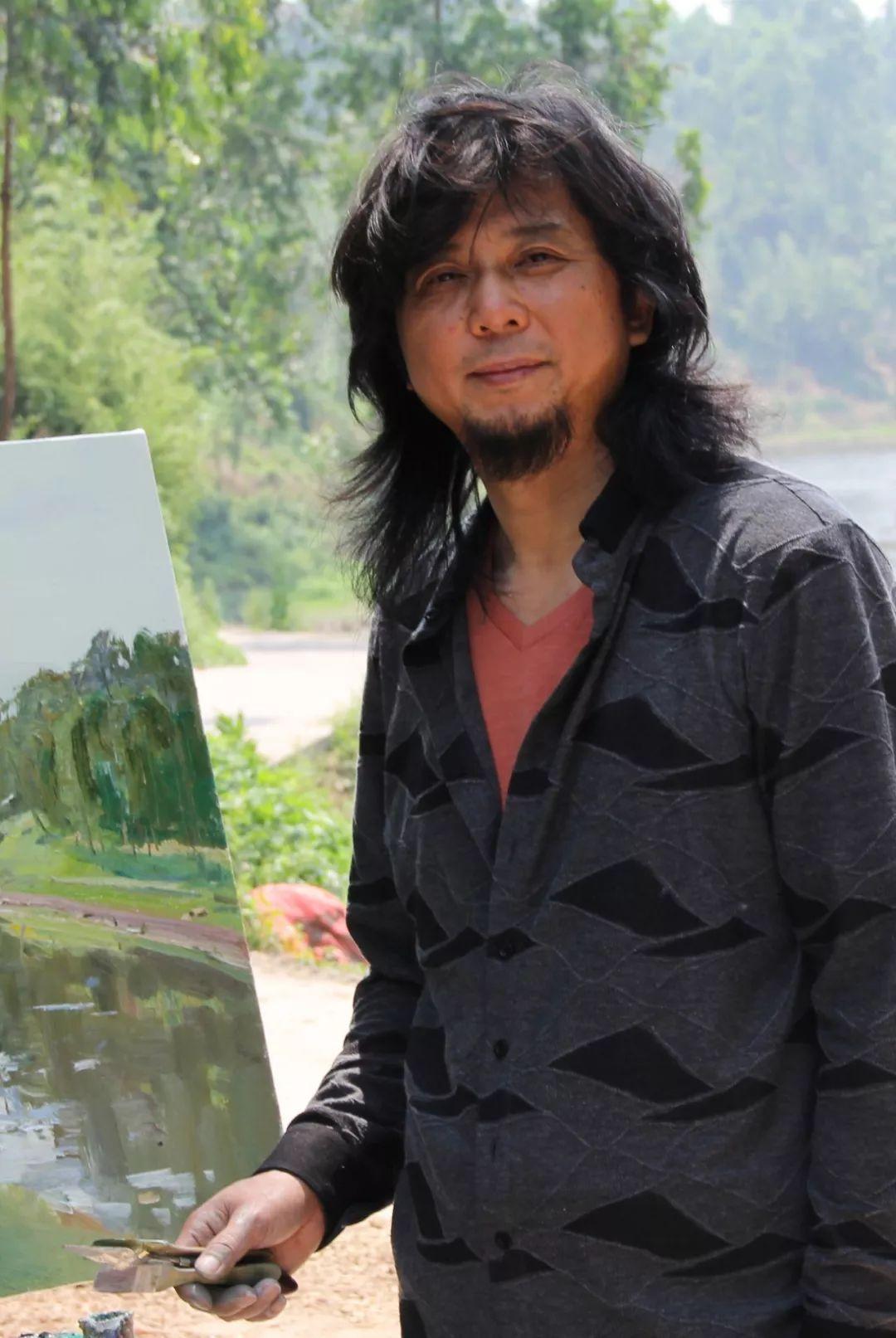 展讯 | 写意气象2019——中国油画展插图26
