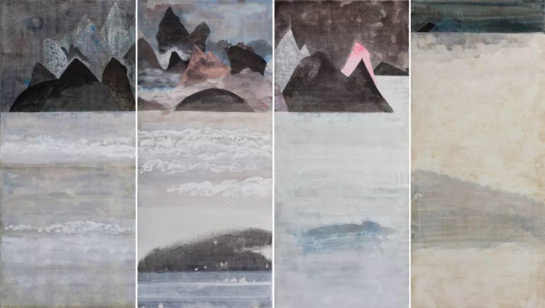 展讯 | 写意气象2019——中国油画展插图54