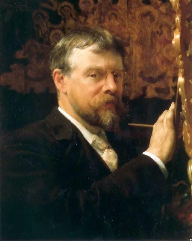 超群的写实技巧和优美的画面构成,英国画家Lawrence Alma Tadema插图