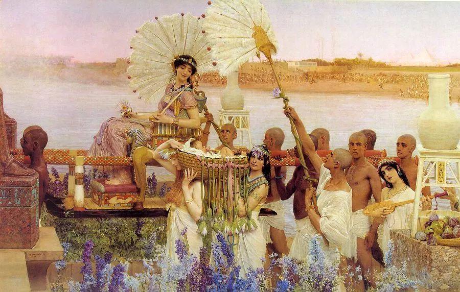 超群的写实技巧和优美的画面构成,英国画家Lawrence Alma Tadema插图11