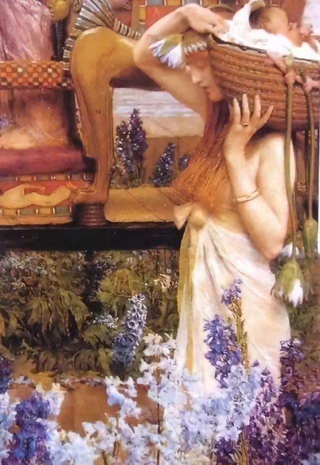 超群的写实技巧和优美的画面构成,英国画家Lawrence Alma Tadema插图12