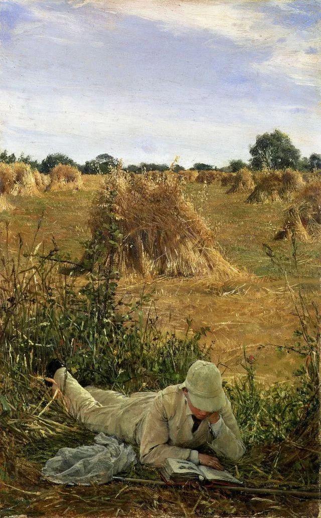 超群的写实技巧和优美的画面构成,英国画家Lawrence Alma Tadema插图27