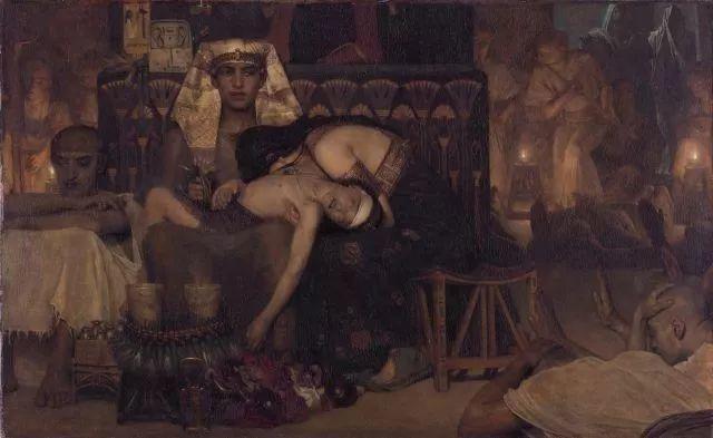 超群的写实技巧和优美的画面构成,英国画家Lawrence Alma Tadema插图48