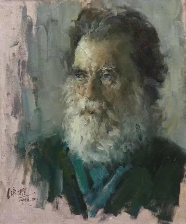 他是罕见的艺术大师,也是艺术教父!他许多弟子、学生如今已是当代艺术的代表人物插图81