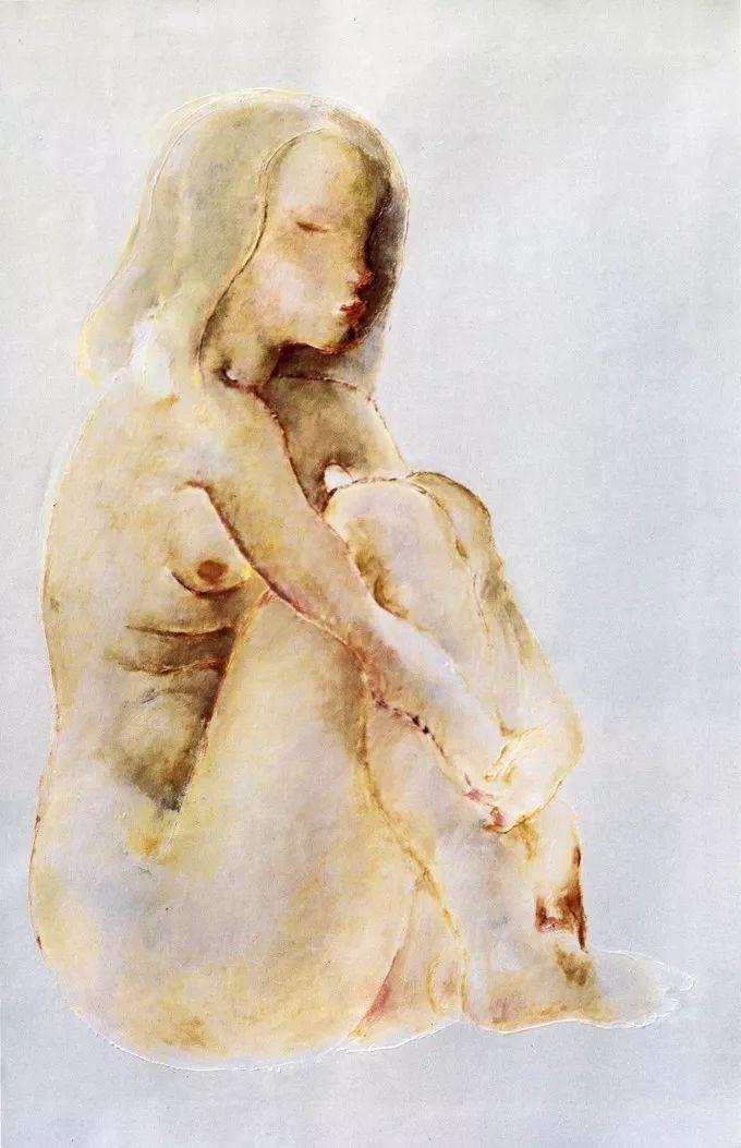 石虎90年代油画作品欣赏插图19